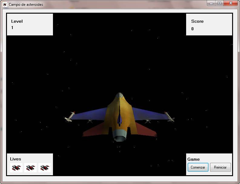 سورس پروژه بازی سه بعدی (3D) کنترل هواپیما در #C و VB.NET