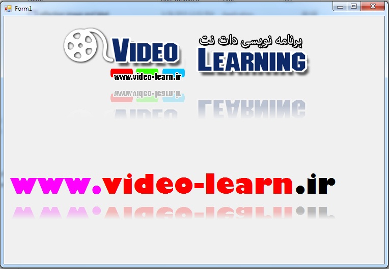 ویدئو آموزشی کنترل Reflection Image و Reflection Iable